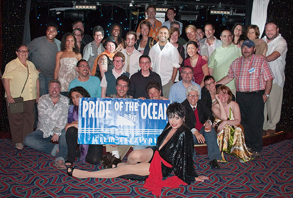 Pride of the Ocean Passengers